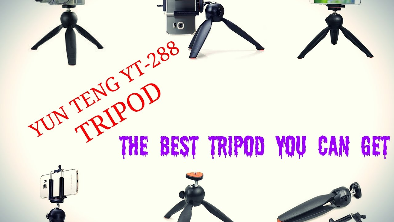 Unboxing And Review Of Yun Teng Yt 228 Tripodthe Best Tripod You Yunteng 880 Can Buy For 500rs In English