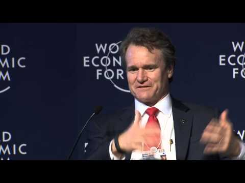 Davos 2015 - The New Banking Context