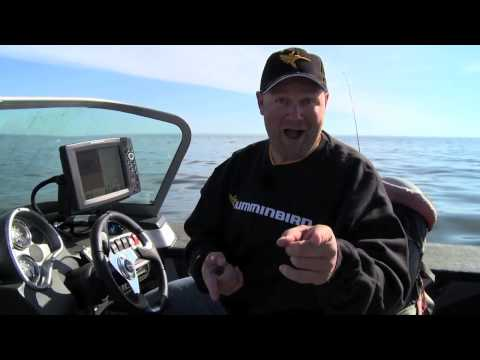 Identifying Fish and Structure with Humminbird Down Imaging