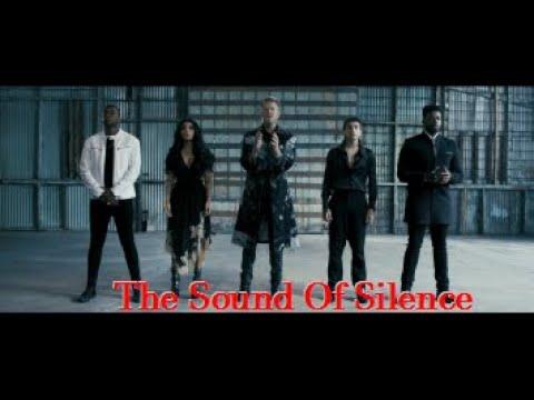 PENTATONIX ~The Sound of Silence Lyrics