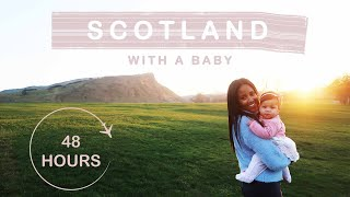 Gambar cover Edinburgh Scotland in 48 hours | Airbnb tour | My Travel Diaries