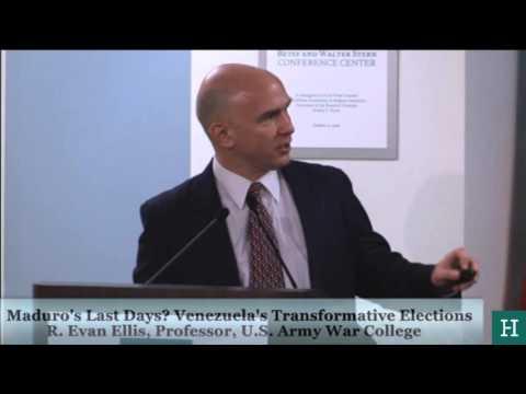 Maduro's Last Days? Venezuela's Transformative Elections