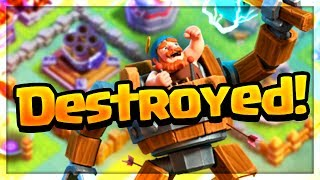 'Protected Mortar' DESTROYED! And Strategy for ANY Attack in Clash of Clans Builder Hall!