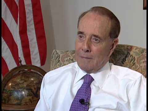 Senator Bob Dole - Oral History Interview - May 11, 2007