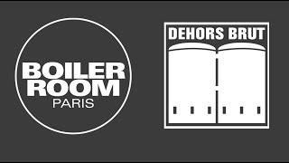 MÉZIGUE |  BOILER ROOM PARIS: DEHORS BRUT