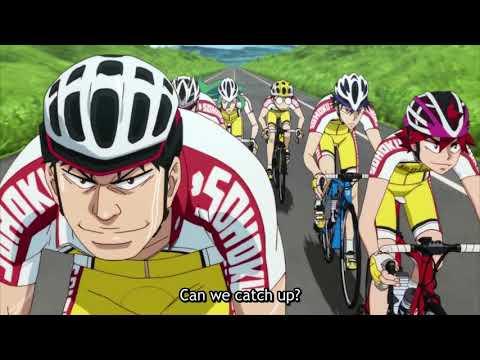 Yowamushi Pedal. Hime. Inter high.