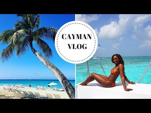 My First Vlog! | Cayman Islands!