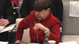 Ross Questions Mary Jo White, Chair, U.S. Securities and Exchange Commission