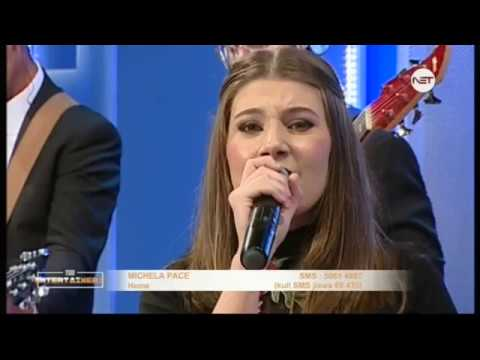 Michela Pace - Home on The Entertainers (Singer's Challenge Final Category A)