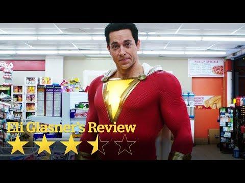 Shazam! A Zap Of Fun For The Superhero Genre