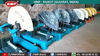 "14"" Cut-Off Saw Machine Manufacturer 