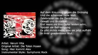 Die Toten Hosen - Hier Kommt Alex (Epic Instrumental Cover)