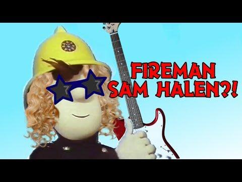 Fireman Sam Theme Song - Eratora Glam Rock Cover