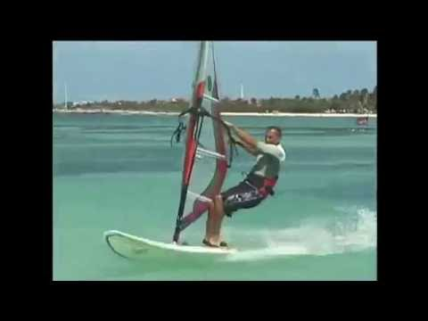 Trasluchada en 12 Pasos por Dasher - The 12 steps Jibe by Dasher - Windsurf - Video completo HD