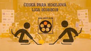 SHK LAPP Zlín v HC Sparta sledge hokej