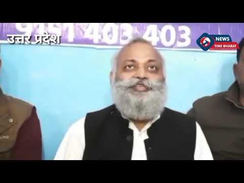 #AAP के मंत्री Somnath bharti ने जेल से छूटते ही किया CM योगी आदित्यनाथ को चैलेंज