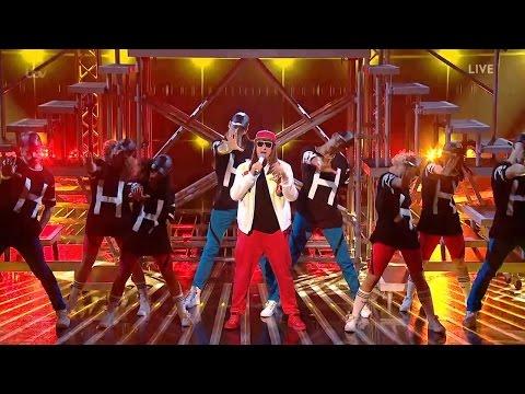 The X Factor UK 2016 Live Shows Week 8 Honey G Full Clip S13E27