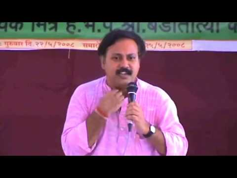 Family Planning basics at all level for men & women before conception: Sri Rajiv Dixit