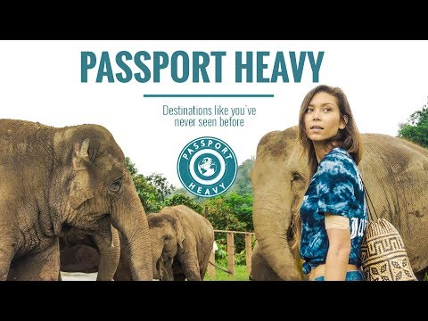 Passport Heavy Tells The Story Of The  World Through A Lens