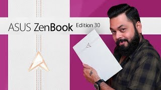The MOST Luxurious Notebook You Can Get ⚡ ASUS Zenbook 13 Edition 30 Review!