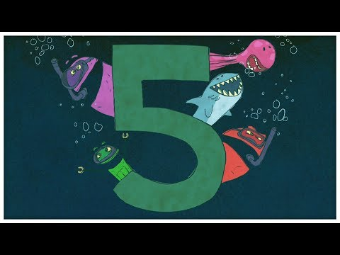 """The Number Five,"" Number Songs by StoryBots"