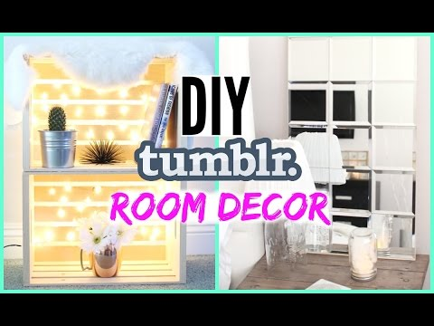 DIY Tumblr Room Decor! Cheap & Simple!