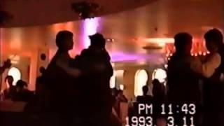 鑑真号 1993年3月 横浜〜上海 船員のカラオケ「思念」、ダンス、上海到...