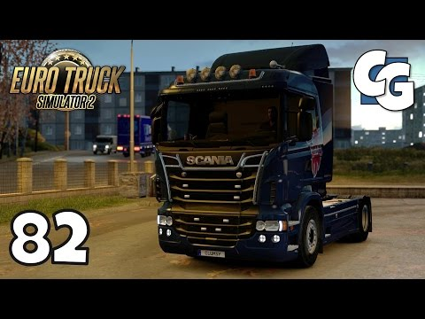 Euro Truck Simulator 2 - Ep. 82 - Welcome to Murmansk (Russia)! - ETS2 ProMods 2.11 Gameplay