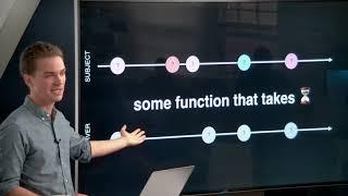 Intro to Reactive Programming by Jordan Jozwiak of Google - CS50 Tech Talk
