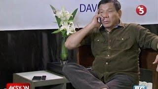 Duterte, may bilin sa mga napiling gabinete