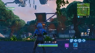 *New* DESTRUCT BUILDINGS in 5 SECONDS😱 BUG/GLITCH - FORTNITE PS4/XBOX/PC