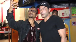 Bobby Deol spotted Big FM office। Bollywood latest news। breakfast