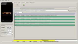 Flash Advan S3A Build number