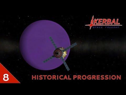 8: KSP Historical Progression - MARINER 2/KERBINER 1 (Part2)