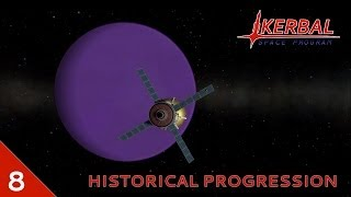 8: KSP Historical Progression - MARINER 2/KERBINER 1 (Part2)