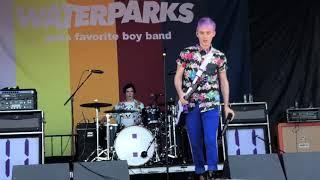 Blonde Live - Waterparks - Warped Tour San Diego 22.6.18