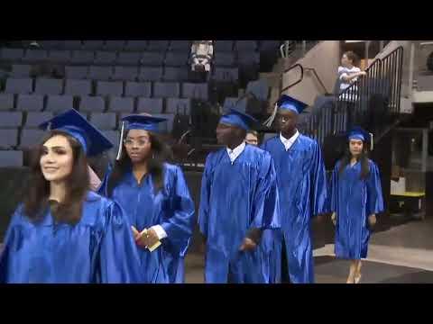 Collin College Graduation Ceremony 2018