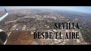 Sobrevolando Sevilla | Santiago Molina
