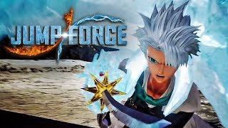 Jump Force - Official DLC Reveal Trailer | Toshiro Hitsugaya