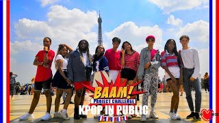 """[KPOP IN PUBLIC CHALLENGE] MOMOLAND(모모랜드) - """"BAAM"""" Dance Cover From FRANCE."""