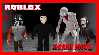 Roblox | Horror Mode | Elevator