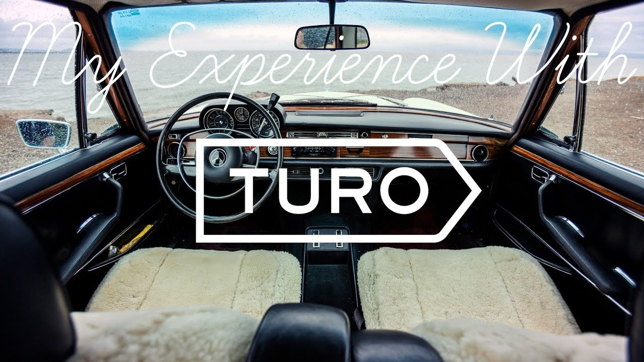 Renting Car On Turo