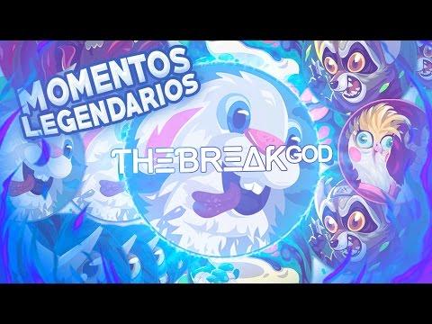 ►Agario   TheBreak vs 1000 Teams Salvajes / Momentos Legendarios & Epicas Destrucciones de TheBreak