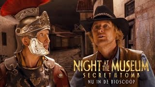 La Nuit au Musée : Le Secret des Pharaons | Bande-annonce 'Epic Quest' | Maintenant