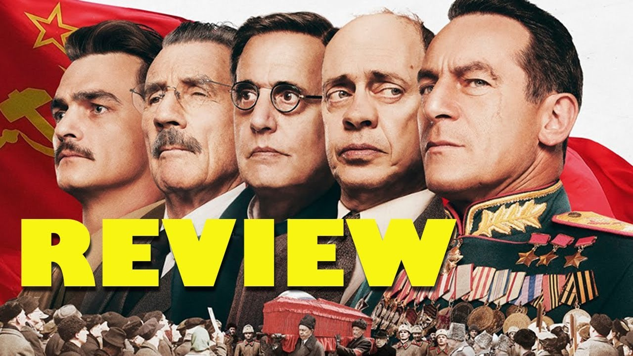 "stalin movie review Film ""the death of stalin"" will make you choke on your laughter armando iannucci death of stalin film reviews joseph stalin russia simon russell beale steve."