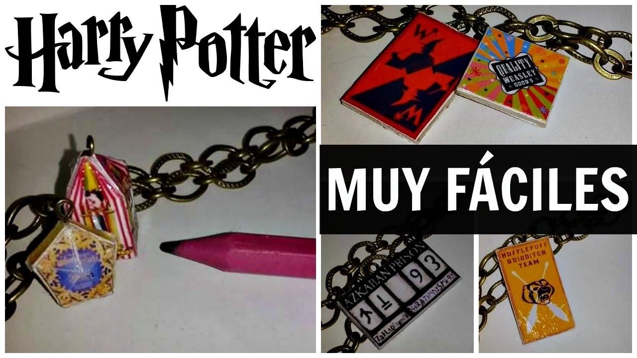 Diy Accesorios De Harry Potter Mas De 15 Ideas Ame Mayen Youtube