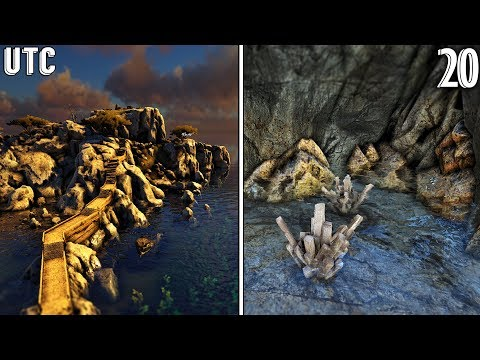 Hidden Crystal Metal Cave & A Beautiful New Island :: Ragnarok Explorers Club :: Ep. 20