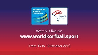 IKF U21 European #Korfball Championship 2019 - Promo