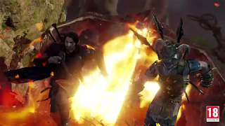 Official Middle-earth™: Shadow of War™ Definitive Edition Launch Trailer