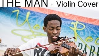 Aloe Blacc - The Man (Violin by Eric Stanley)